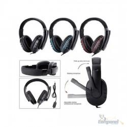 Headphone C/ microfone PGM 002Ps4 / X One Preto